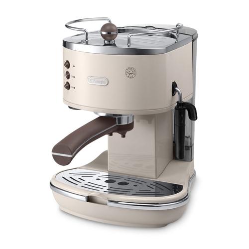 DELONGHI 義式濃縮咖啡機 ECOV311.BG 白