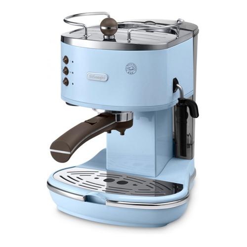 DELONGHI 義式濃縮咖啡機 ECOV310.AZ 藍