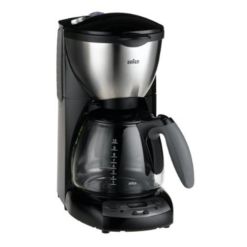 BRAUN 咖啡壺 KF560 黑色