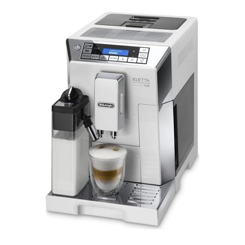 DELONGHI 全自動咖啡機 ECAM45.760.W 銀色
