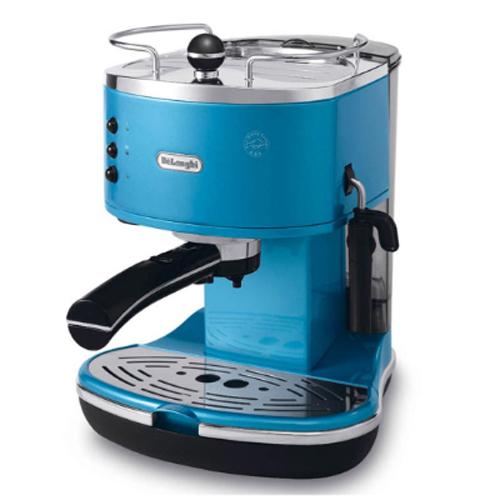 DELONGHI 1.4L咖啡機 ECO311.B 藍