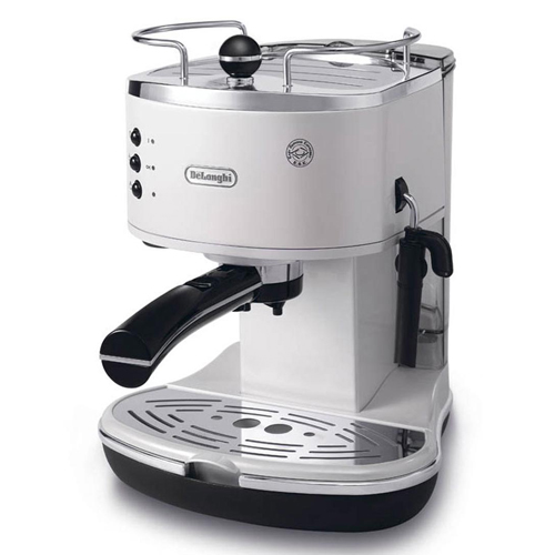 DELONGHI 1.4L咖啡機 ECO310.W 白