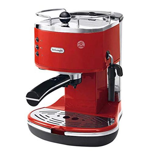 DELONGHI 1.4L咖啡機 ECO311.R 紅