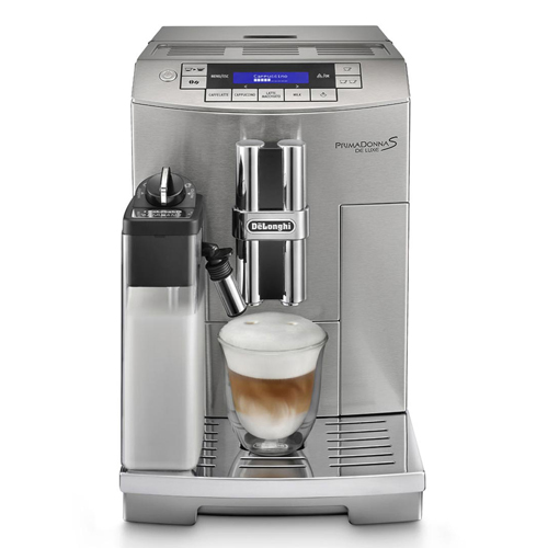 DELONGHI 全自動咖啡機 ECAM28.465.M