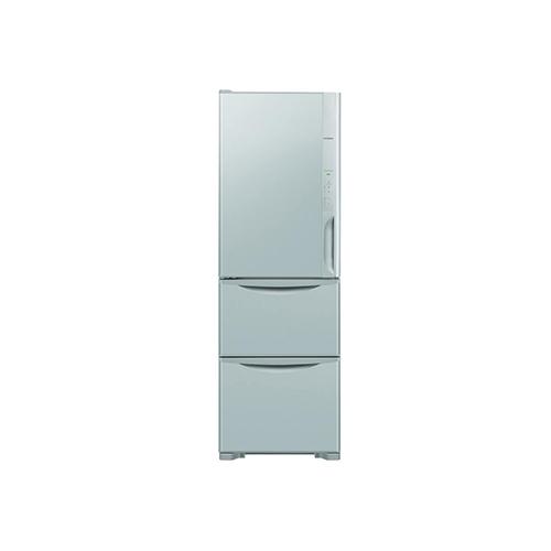 HITACHI 375L三門雪櫃-左門 RS38FPHLINX 新不鏽鋼