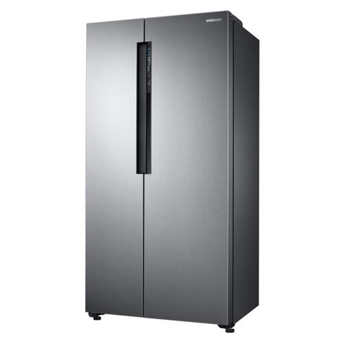 SAMSUNG 620L對門式雪櫃 RS62K6007S8/SH亮銀色
