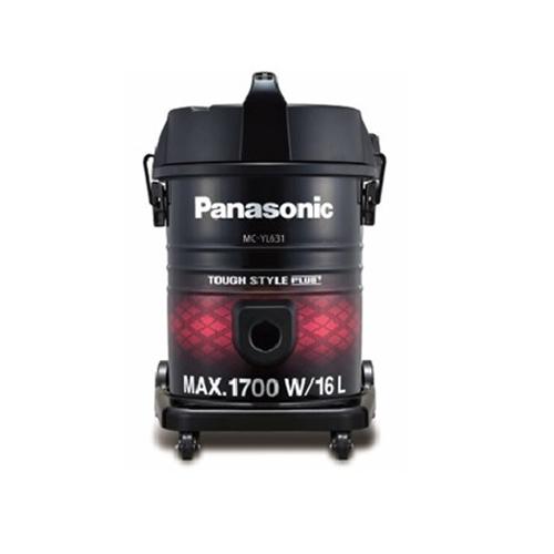 PANASONIC 1700W 業務用吸塵機 MC-YL631 紅色
