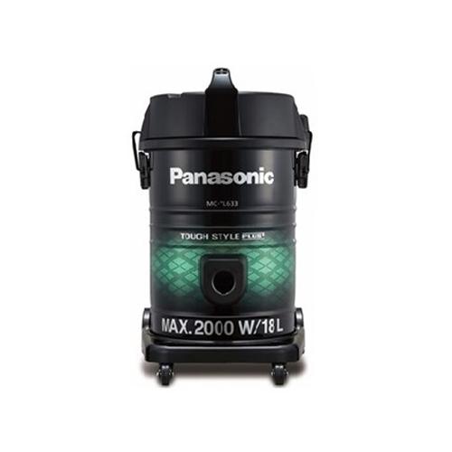 PANASONIC 2000W 業務用吸塵機 MC-YL633 綠色