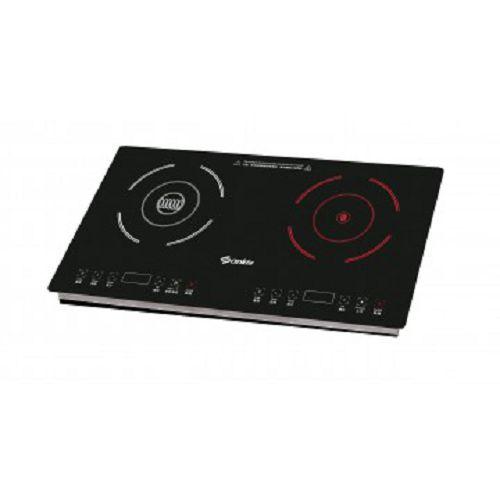 SANKI 雙頭電陶/磁爐-座檯/嵌入 SK-CI2800