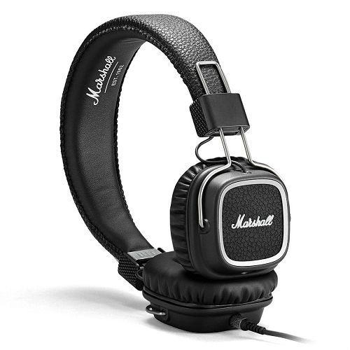 Marshall MAJOR II Headphone Steel