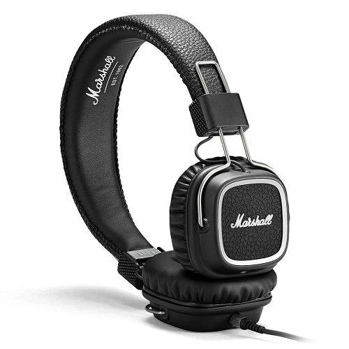 Marshall MAJOR II Headphone Steel