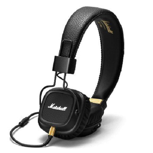 Marshall MAJOR II Headphone Black