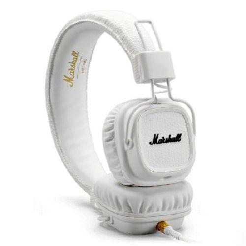 Marshall MAJOR II Headphone White