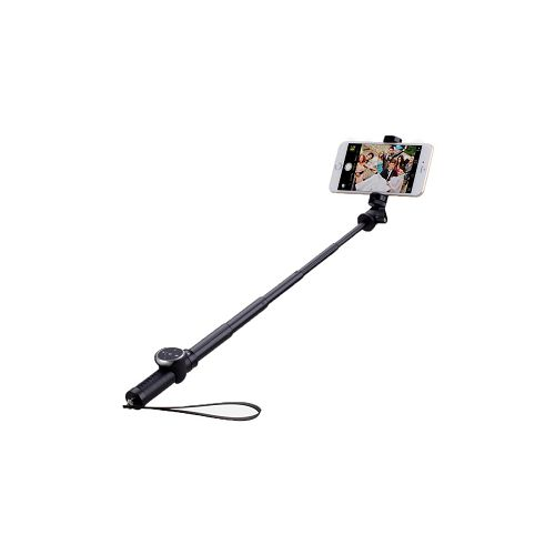 MOMAX ^Selfie PRO 藍牙遙控自拍器 黑色 KMS4