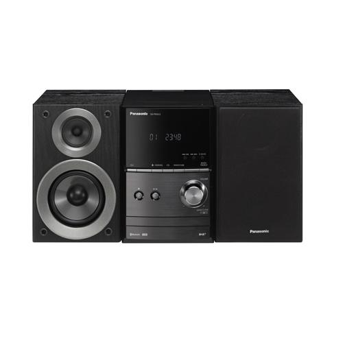PANASONIC 微型音響組合 SC-PM602EB-K
