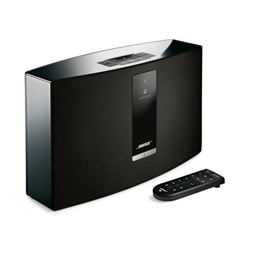 BOSE SoundTouch 20 III BLK 240V AP Black