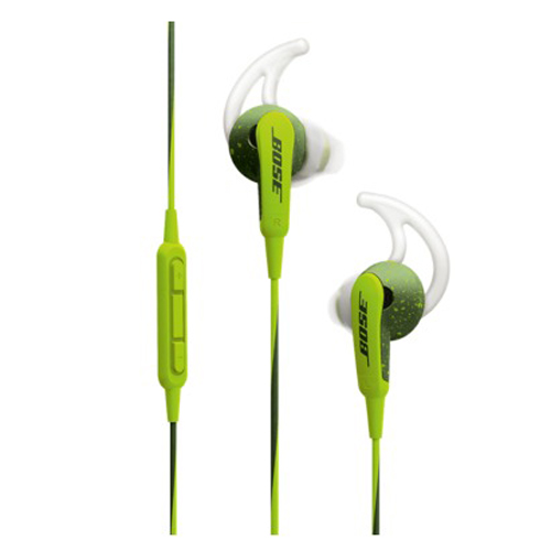 BOSE SoundSport IE MFI,ENERGY GRN Green