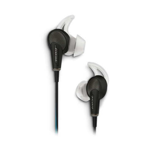 BOSE QuietComfort 20 MFI,BLK Black