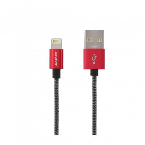 First Cham Lightning Cable 1.2m Red
