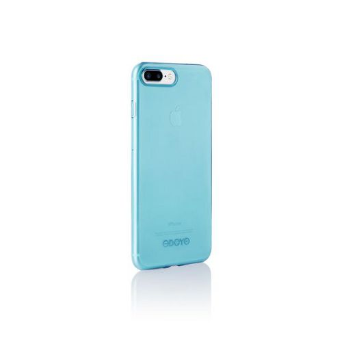 ODOYO iPhone8/7 Plus Sofe Edge Case 藍