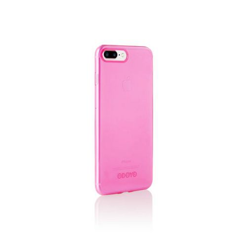 ODOYO iPhone8/7 Plus Soft Edge Case 粉