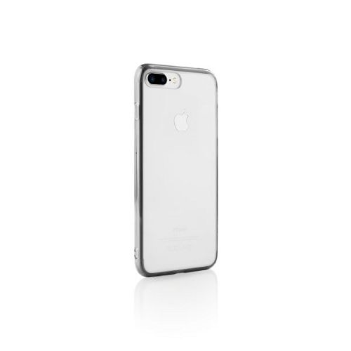 ODOYO iPhone8/7 Plus Clear Edge Case 黑