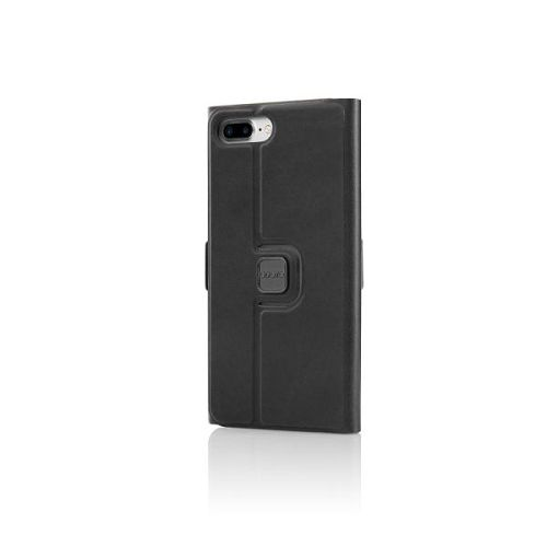 ODOYO iPhone8/7 Plus Spin Folio Case 黑