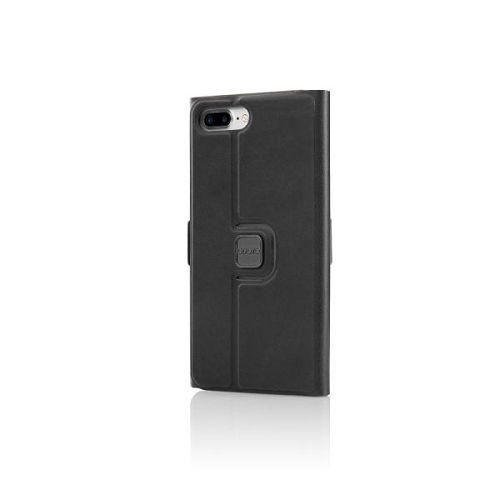 ODOYO iPhone8/7 Plus Spin Folio Case 黑