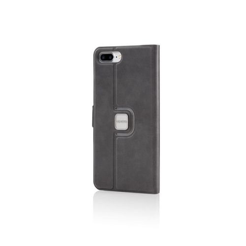 ODOYO iPhone8/7 Plus Spin Folio Case 灰