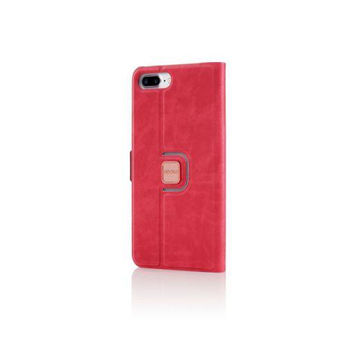 ODOYO iPhone8/7 Plus Spin Folio Case 粉