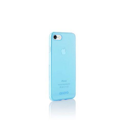 ODOYO iPhone8/7 Soft Edge Case 藍