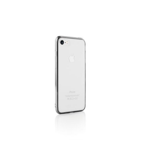 ODOYO iPhone8/7 Clear Edge Case 黑