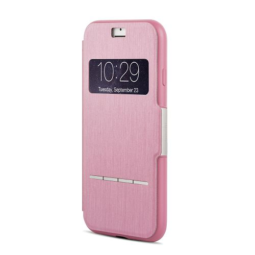 moshi SenseCover for iPhone 8/7 Rose Pink