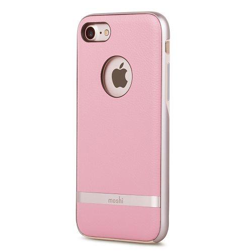 moshi iGlaze Napa for iPhone 8/7 Melrose Pink