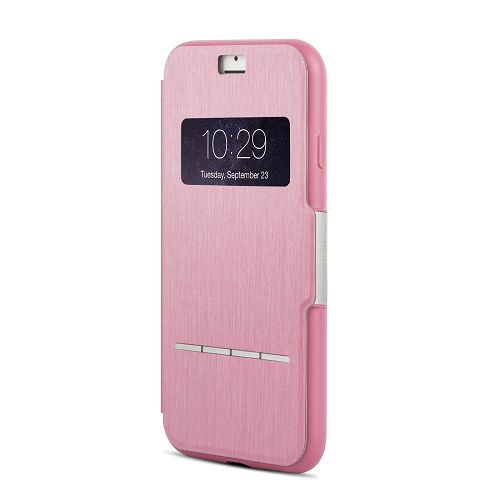 moshi SenseCover for iPhone 8/7 Plus Rose Pink