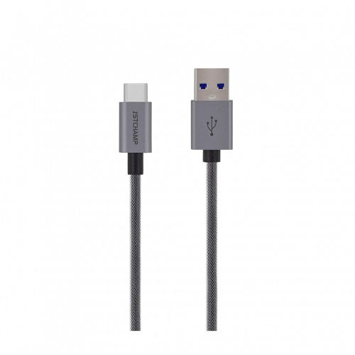 First Cham Type C to USB Cable 1M Grey