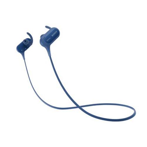 SONY 運動型藍牙耳機 藍 MDR-XB50BSLZE
