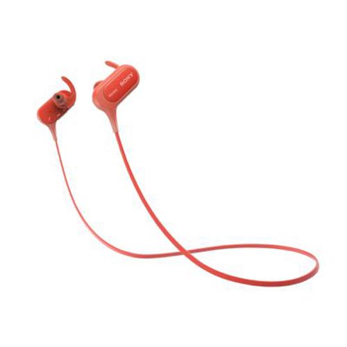 SONY 運動型藍牙耳機 紅 MDR-XB50BSRZE