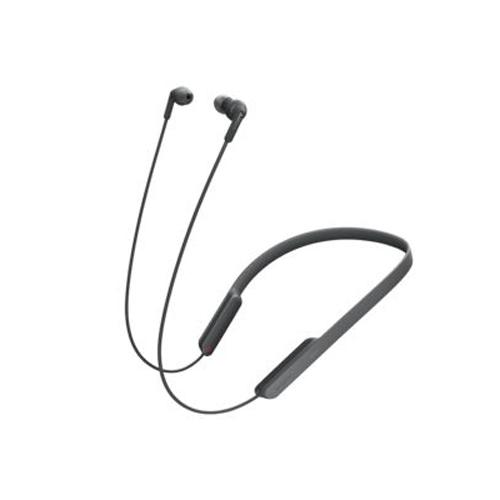 SONY 掛頸式藍牙耳機 黑 MDR-XB70BTBZE
