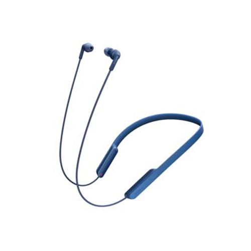 SONY 掛頸式藍牙耳機 藍 MDR-XB70BTLZE