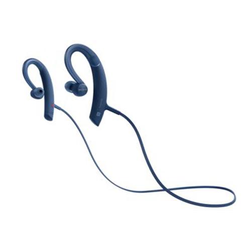 SONY 掛耳式藍牙耳機 藍 MDR-XB80BSLZE