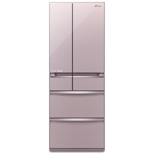 MITSUBISHI 485L六門雪櫃 MR-WX61Z-PH 淡麗粉紅