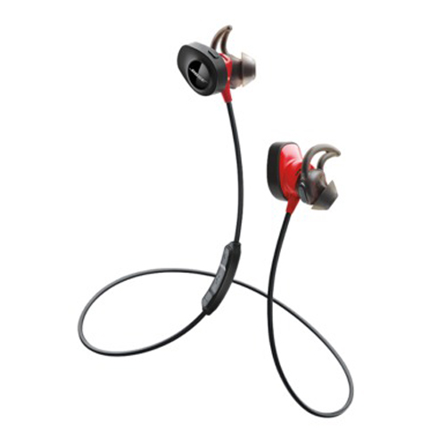 BOSE SoundSport Pluse Wireless,HDPHN,RED Red