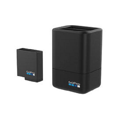 GoPro 雙電充電器+電池1粒 [Hero7/6/5 Black專用] AADBD-001
