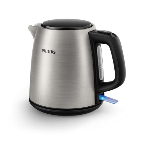 PHILIPS 1L不鏽鋼電熱水壺 HD9348/12