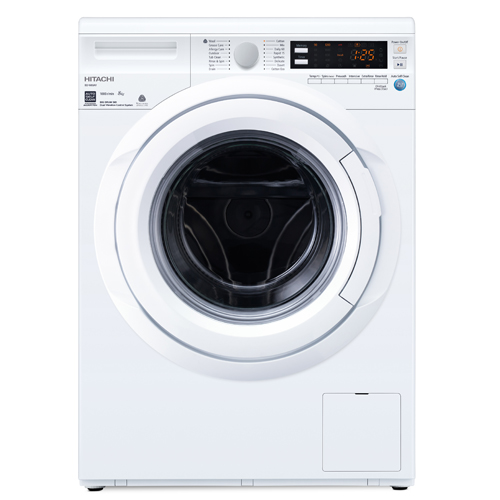 HITACHI 8KG前置式洗衣機 BDW80AV