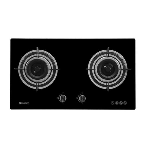 NORITZ 石油氣-嵌入式煮食爐 JZY-1602G