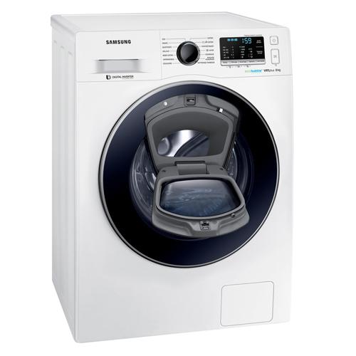 SAMSUNG 8KG前置式洗衣機 WW80K5210VW/SH白色