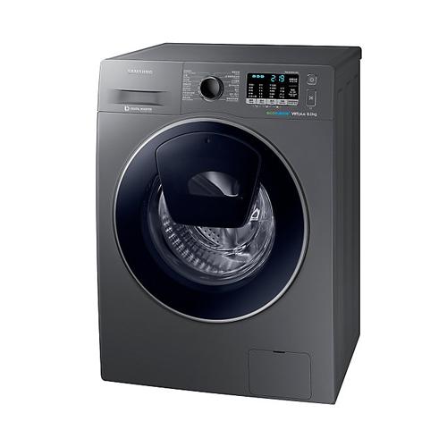 SAMSUNG 8KG前置式洗衣機 WW80K5210VX/SH銀色