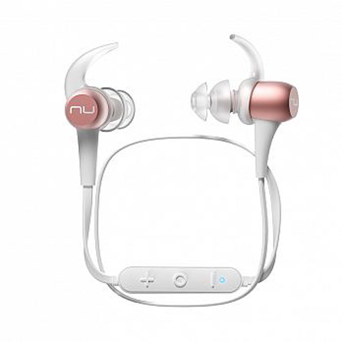 Nuforce Bluetooth Sport In-Earphone 粉色 BE Sport3